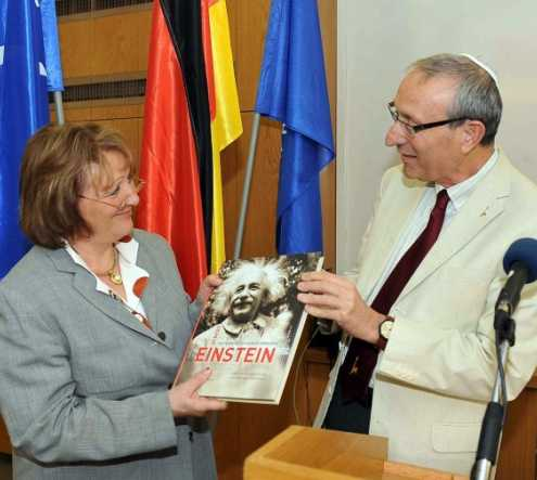 Hebrew University Marks Fifty Years of Israel-Germany Diplomatic Relations