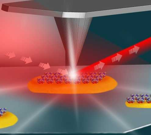 First look inside nanoscale catalysts shows 'defects' are useful