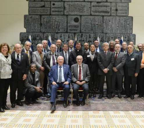 Latin American Academic Leaders Visit Israel, Sign Cooperation Agreements with Hebrew University