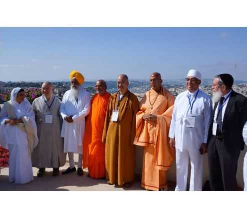 Asian Religious Leaders Discuss Peace, Environment With Israeli Counterparts at Hebrew University's Truman Institute
