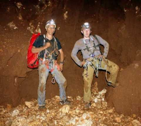Hebrew University researchers find Israel's deepest cave