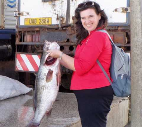An Israeli innovation feeds the world with more fish protein; earns Kaye Innovation Award