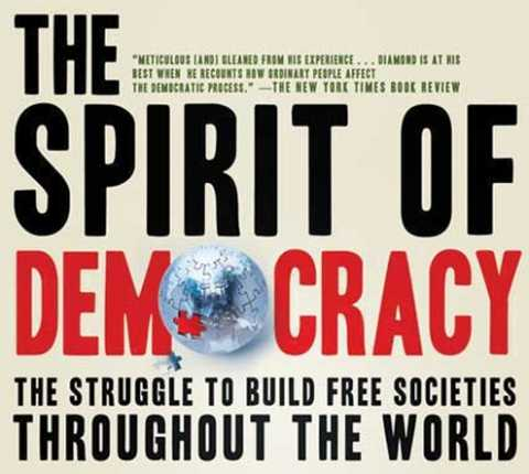 Top U.S. Political Scientist Prof. Larry Diamond (Stanford, Hoover) to Speak at Hebrew University on May 2