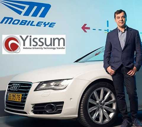Intel Corporation to Acquire Mobileye, an example of Hebrew University Research Excellence