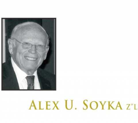 Canadian and Israeli Scientists Tackle Deadly Pancreatic Cancer as Alex U. Soyka Pancreatic Cancer Research Project is Dedicated in Jerusalem